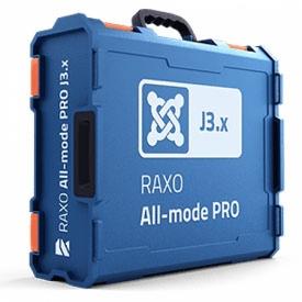 افزونه RAXO ALL-MODE PRO برای نمایش مطالب جوملا