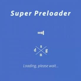 پلاگین زیبا و پرطرفدار نمایش بارگذاری سایت AIKON SUPER PRELOADER