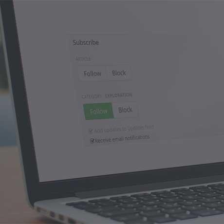 اطلاع رسانی از ایجاد و آپدیت پست ها با Minitek Content Notifications